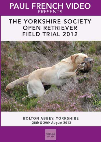 2012 Yorkshire 2 day Open Retriever Field Trial on grouse