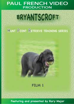 Bryantscroft Hunt Point Retrieve Training Series with Rory Major - Film 1