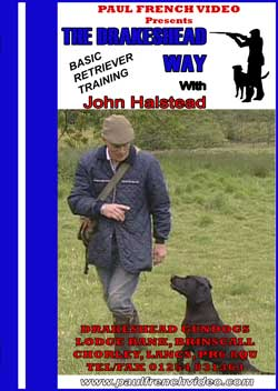 Drakeshead Way 'New' Basic Retriever Training with John Halstead