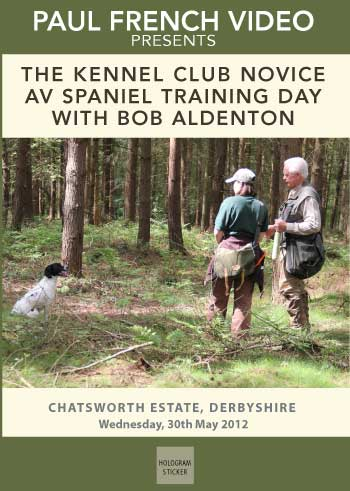 Kennel Club Novice AV Spaniel Training Day with Bob Aldenton