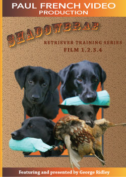 Shadowbrae Retriever Training Series with George Ridley - Box Set