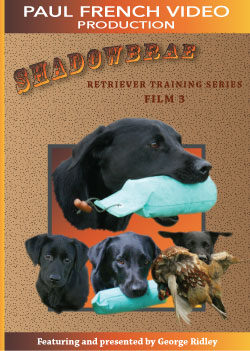 Shadowbrae Retriever Training Series with George Ridley - Film 3